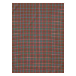 Clan Fraser of Lovat Weathered Tartan Tablecloth