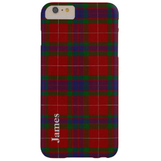 Clan Fraser Tartan Plaid iPhone 6 Plus case