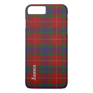 Clan Fraser Tartan Plaid iPhone 7 Plus case