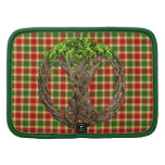 Clan Gibson Tartan And Celtic Tree Of Life Planners