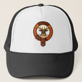 Clan Gordon Coat of Arms/ Clan family crest Trucker Hat