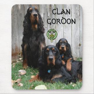 CLAN GORDON, generaciones Mousepad del organismo