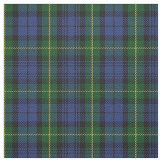 Clan Gordon Scottish Tartan Plaid Fabric