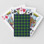 Clan Gordon Tartan Bicycle Playing Cards