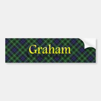 Clan Graham Scottish Bumper Sticker