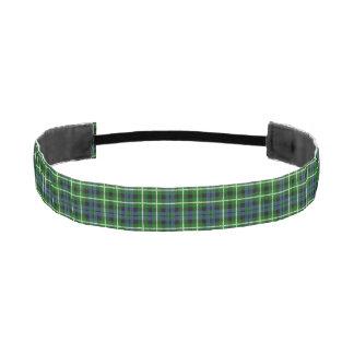 Clan Graham Tartan Athletic Headband