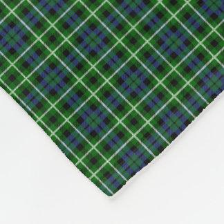 Clan Graham Tartan Fleece Blanket