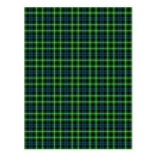 Clan Graham Tartan Post Cards