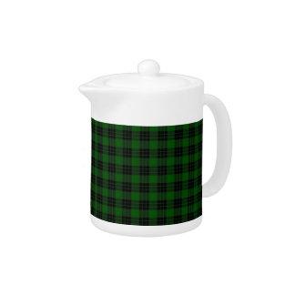Clan Graham Tartan Teapot