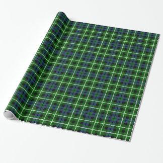 Clan Graham Tartan Wrapping Paper