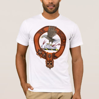 Clan GrahamFamily Crest and Targe T-Shirt