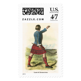Clan Grant of Glenmoriston Postage