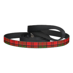 Clan Grant Tartan Pet Leash