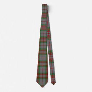 Clan Gray Tartan Tie