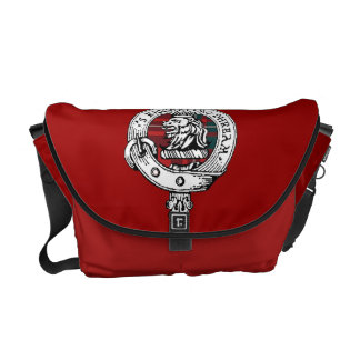 Clan Gregor Messanger Bag (Straps&Extras Avail.)