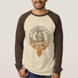 Clan Gregor Shirt Beige Badge