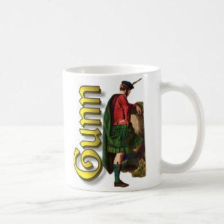Clan Gunn Old Scotland Coffee Mug