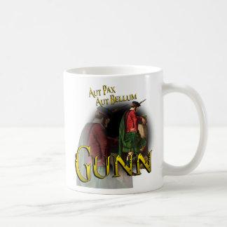 Clan Gunn Old Scottish Mug