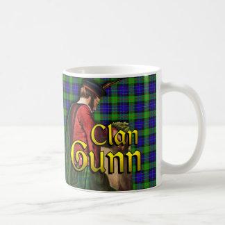 Clan Gunn Scottish Dreams Coffee Mug