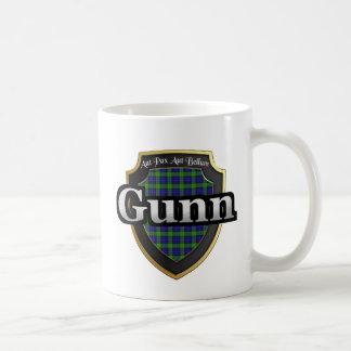 Clan Gunn Scottish Dynasty Tartan Mugs Cups
