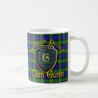 Clan Gunn Scottish Proud Cups Mugs