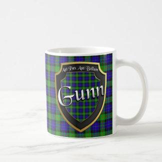 Clan Gunn Scottish Shield Cups Mugs