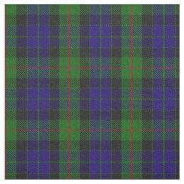 Clan Gunn Scottish Tartan Plaid Fabric