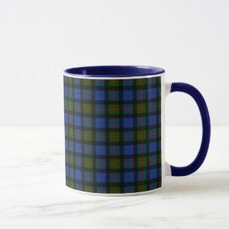 Clan Gunn Tartan Mug