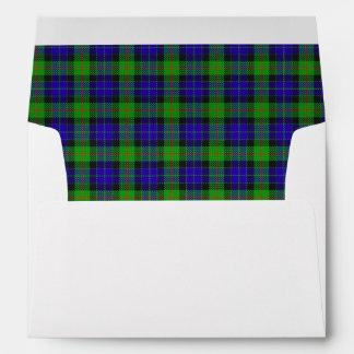Clan Gunn Tartan Scottish Dreams Envelopes