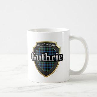 Clan Guthrie Scottish Dynasty Tartan Mugs Cups