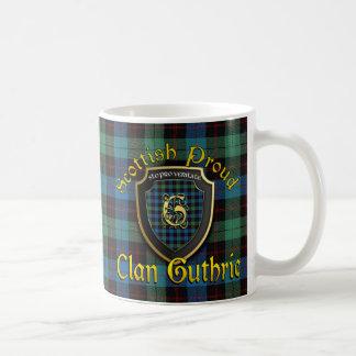 Clan Guthrie Scottish Proud Cups Mugs