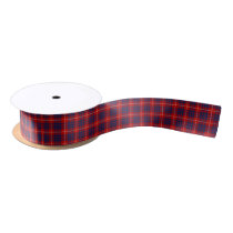 Clan Hamilton Tartan Satin Ribbon