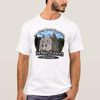 Clan Hannay Sorbie Tower Scottish Castle Home T-Shirt
