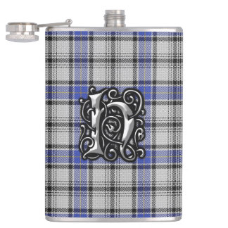 Clan Hannay Tartan Old Scotland Flask