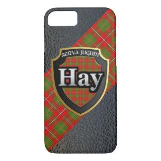 Clan Hay Scottish Celebration iPhone 7 Case