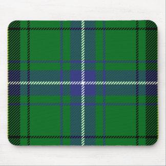 Clan Henderson Tartan Mouse Pad