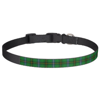 Clan Henderson Tartan Pet Collar