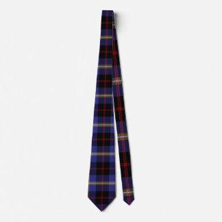 Clan Hill Tartan Neck Tie