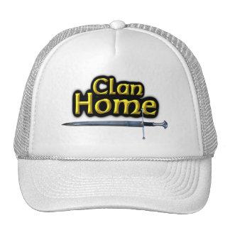 Clan Home Scottish Inspiration Trucker Hat