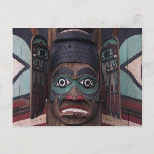 Clan House postcard