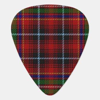 Clan Innes Sounds Of Scotland Tartan Guitar Pick by OldScottishMountain at Zazzle