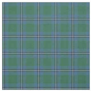 Clan Irvine Irwin Scottish Tartan Plaid Fabric