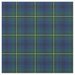 Clan Johnston Tartan Fabric