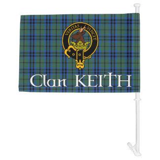 Clan Keith Car Flag