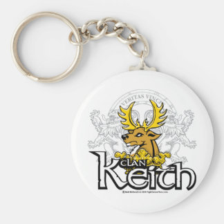Clan Keith Keychain