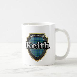 Clan Keith Scottish Dynasty Tartan Mugs Cups