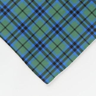 Clan Keith Tartan Fleece Blanket