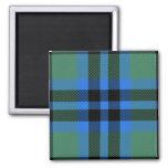 Clan Keith Tartan Magnets