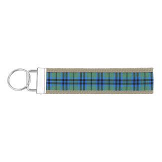 Clan Keith Tartan Wrist Keychain