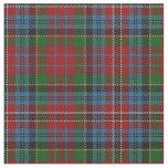 Clan Kidd Red Green Blue Scottish Tartan Plaid Fabric